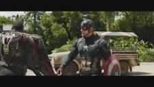 Captain America Civil War - The New Avengers Attack (Klip)