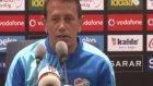 Fuat Buruk, Beşiktaş maçı sonrası konuştu