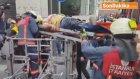 İstanbul Nişantaşı'nda Bina Çöktü! İşçiler Enkaz Altında
