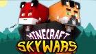 İzleyiciler Çoşuyor - Minecraft: İzleyicilerle Skywars #1