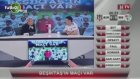Mario Gomez, Vodafone Arena'da ilk golü attı BJKTV yıkıldı.