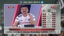 Vodafone Arena'da Beşiktaş'ın İlk Golünde Bjktv