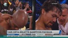 Yarı Orta Sıklette Şampiyon Pacquıa! - A Spor
