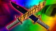 İki Kere Bıçakladım! - Csgo Silah Yarışı #25 - Hotbros
