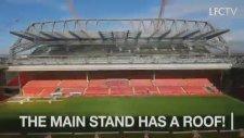 Liverpool'un Stadı Göz Kamaştırdı!