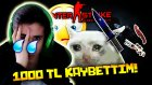 1000 TL KAYBETTIM! :( - CSGO: JACKPOT!