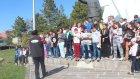 3 Nisan 2016 Büyük Taarruz Turu Dumlupınar İlk Hedef Anıtı  Habib Akalın Farkıyla