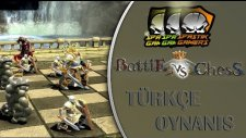 Battle Vs Chess   Türkçe   Satranç Savaşları! - Spastikgamers2015