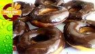 Donut Tarifi / Çikolatalı Halka Çörek / Yemek Tarifleri