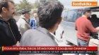 Erzurumlu Baba, Göçük Altında Kalan 3 Çocuğunun Cesedine Bakıp Bakıp Ağladı