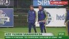 Fenerbahçeli Caner Erkin Derbide Yok