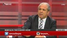 Şamil Tayyar: Ya..şaklık Varsa, Çarşı'nın ta Kendisidir - Son Söz (12 Nisan Salı 2016)