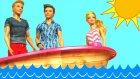 Barbie Issız Adaya Düşüyor! - 1. Bölüm