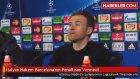 Şampiyonlar Ligi Çeyrek Finalinde  İtalyan Hakem Barcelona'nın Penaltısını Vermedi