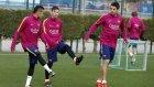 Barcelona, Valencia Maçının Hazırlıklarına Başladı