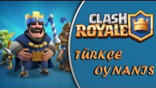 Clash Of Royale Türkçe   Bölüm 1   Ejderha Dehşeti!  -Spastikgamers2015