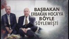 Erdoğan'ın, Erbakan'ı Suçlaması