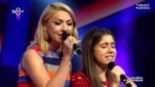 Hadise & Sabina - Hurt | O Ses Çocuklar Türkiye (14 Nisan Perşembe)