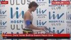 Markovic, Derbi Yerine Benfica-Bayern Maçını İzledi