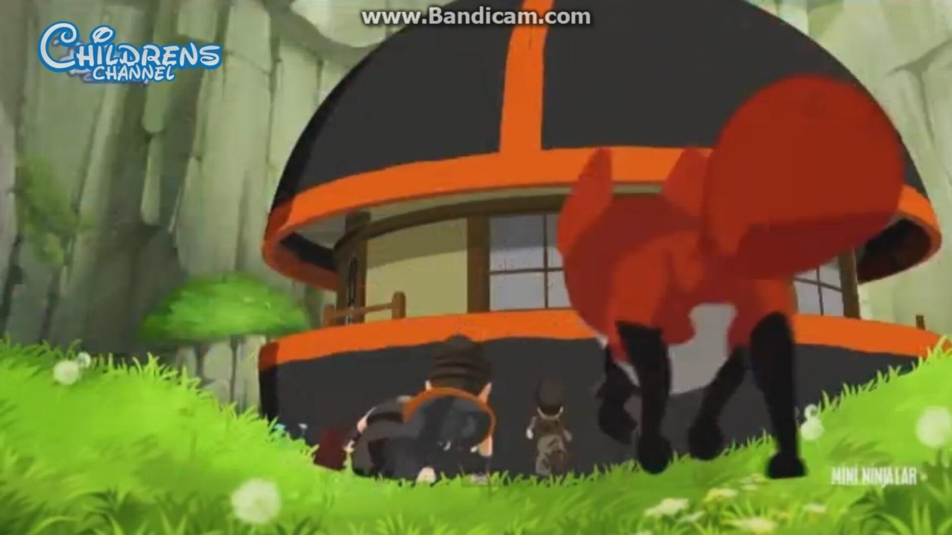 Mini Ninjalar üstada Neler Oluyor Childrens Channel Türkiye