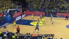 Fenerbahçe Real Madrid'i Dağıttı! - Thy Avrupa Ligi