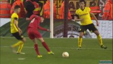 Liverpool 4-3 Borussia Dortmund (Maç Özeti - 14 Nisan Perşembe)