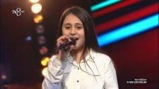 Sude Güler - Hint Şarkısı ve Dansı | O Ses Çocuklar Türkiye (14 Şubat Perşembe)