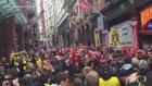 Liverpool ve Borussia Dortmund Taraftarlarının You'll Never Walk Alone'u Beraber Söylemeleri