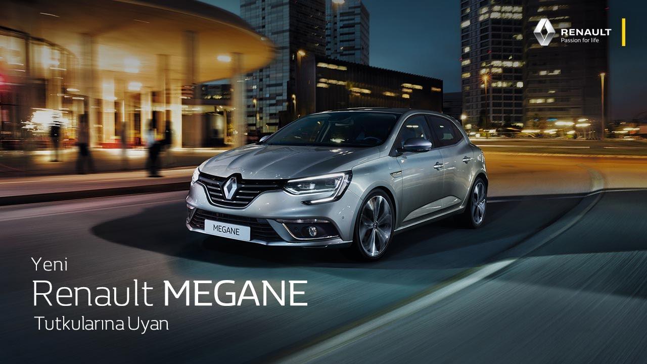 Renault Megane - Tutkularına Uyan