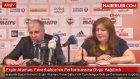 Ataman, Fenerbahçe'nin Performansına Övgü Yağdırdı