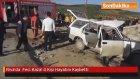 Beykoz Riva'da  Feci Kaza! 4 Kişi Hayatını Kaybetti
