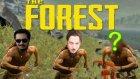 Ormanda 3 Adam | The Forest Türkçe Multiplayer | Bölüm 1 - Oyun Portal