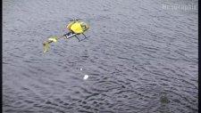 RC Helikopter ile Timsahları Trollemek!
