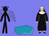 Adam Terbiyesiz - Günahkar Rahibeler