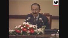 Bülent Ecevit - Abdullah Öcalan Yakalandı Açıklaması