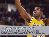 NBA'de 80'lere Damgasını Vuran En İyi 10 Basketbolcu