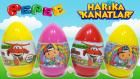 Pepee ve Harika Kanatlar Sürpriz Yumurtaları Açma