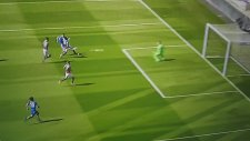 Jamie Vardy'nin West Ham United'a Attığı Gol