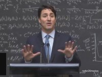 Kanada Başbakanı'nın Kendisini Ti'ye Alan Gazeteciye Ders Vermesi