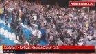 Kızılyıldız - Partizan Maçında Olaylar Çıktı