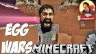 Öküz Gibi Lag Var | Minecraft Türkçe Egg Wars | Bölüm 28 - Oyun Portal