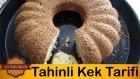 Tahinli Kek Tarifi | Susamlı Kek Tarifleri