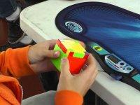 5x5 Rubik Küpte Dünya Rekoru Kırmak