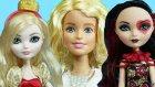 Barbie Monster High Acayipler ve Ever After High Komşu Kavgası 2. Bölüm  | EvcilikTV