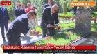 Başbakan Davutoğlu'nun  Başbakanlık Makamına Tuğrul Türkeş Vekalet Edecek