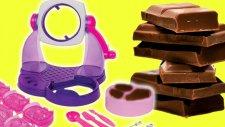 Çikolata Nasıl Yapılır | Çikolata Makinesi Oyuncak Tanıtımı | EvcilikTV