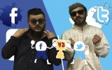Destansı Rap Savaşları Facebook vs Twitter