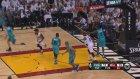 Miami Heat oyuncusu Luol Deng'ten Hornets'e 33 Sayı