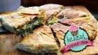 Tavuk, Ispanak Ve Beşamelli Tava Böreği / Ayşenur Altan / Yemek Tarifleri / Kekevi