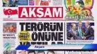 Türkiye gazete manşetleri, 18 Nisan 2016, Pazartesi